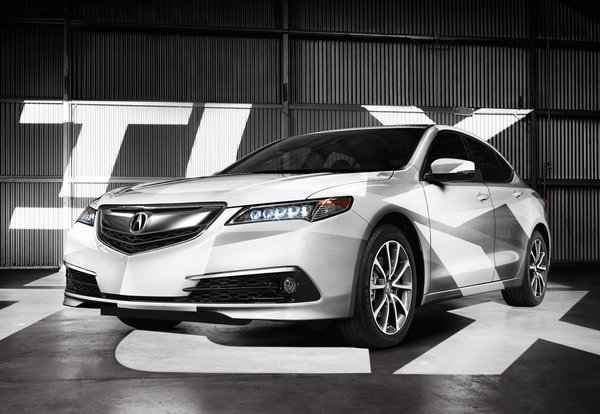 Аcura TLX 2015