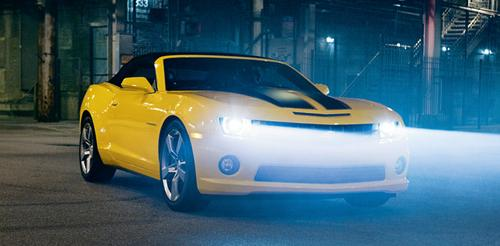 Chevrolet Camaro «45th Annivesary»