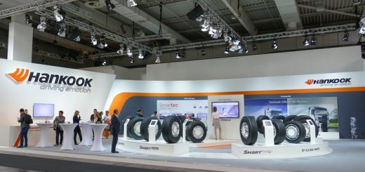 Hankook на IAA Commercial Vehicles