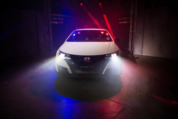 Серийный Honda Civic Type R на Женевском автосалоне