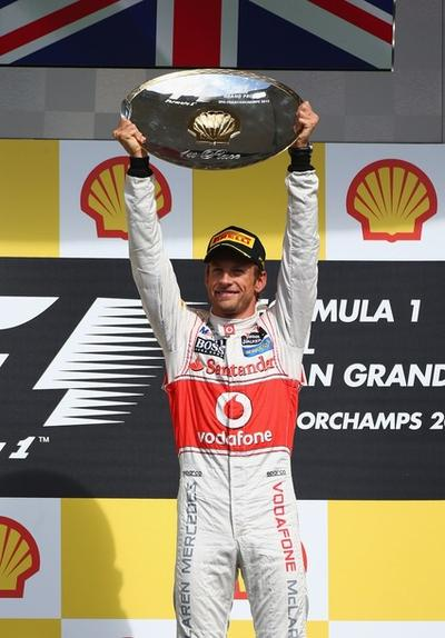 Дженсон Баттон / Jenson Button