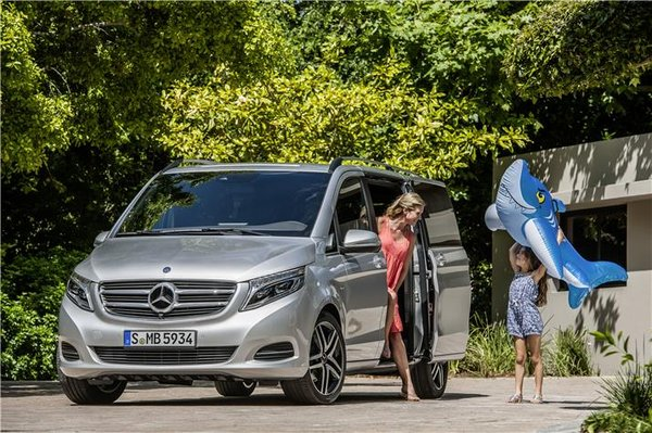 Mercedes-Benz V-Класс Family Edition
