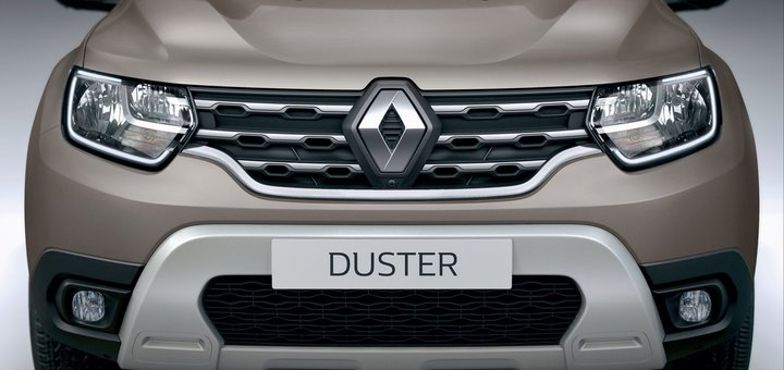 Renault Duster / Рено Дастер