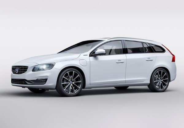 V60 D5 Twin Engine Special Edition